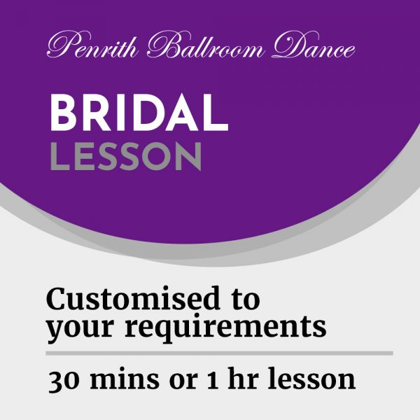 product image for bridal lesson